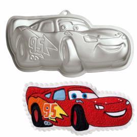 Cars - Lightning McQueen cake pan