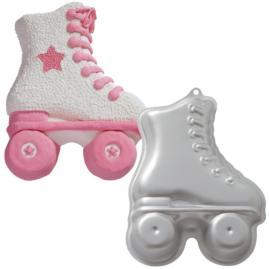 roller skate cake pan