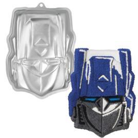 transformers cake pan