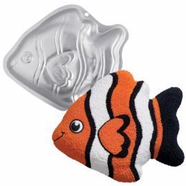 tropical fish cake pan