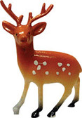 Deer Cake and Cupcake Topper Large ( 6 pc )
