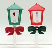 Lantern Gingerbread Display Topper