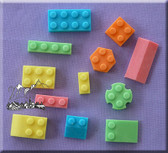 Building Bricks Silicone Mold