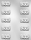 Boo Sayings Chocolate Mold
