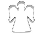 Angel Tall Cookie Cutter