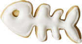 Fishbone Cookie Cutter