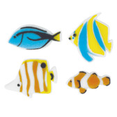 Reef Fish Molded Sugars
