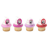 Pepe Le Pew Cake and Cupcake Toppers