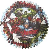 Avengers Cupcake Liners