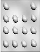 Egg Shaped Chocolate Mold