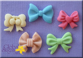 Bows Assorted Silicone Mold