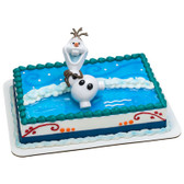 Olaf Chilln Cake Topper