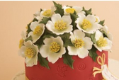 Patchwork Cutter Christmas Rose Large