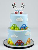 Cute Car Cutter Set