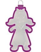 Zombie Girl Cookie Cutter Day of Dead