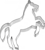 Horse Standing ( Rearing ) Cookie Cutter