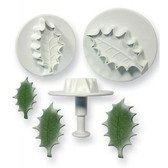 Holly Leaf Plunger Cutter