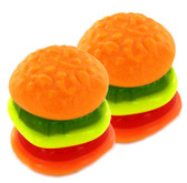 Hamburger Gummy Candy
