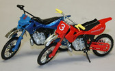 Dirtbike Cake Topper