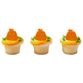 Pumpkin Cake and Cupcake Toppers