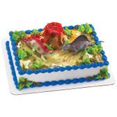 Dinosaur Pals Cake Topper  Idea