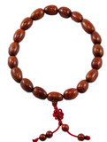 Almond Shaped Bodhi Seed Mala