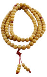 Beeswax Prayer Beads Mala- 108 Beads