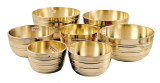 Tibetan Singing Bowls, Brass, Handmade in Nepal
