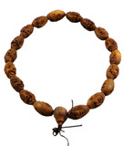 Buddha Head Mala- 17 Beads