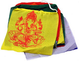 Ganesha Prayer Flags