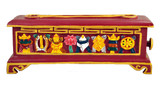 Hand-Painted Incense Holder- Handmade in Nepal