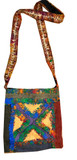 Hemp Colorful Design Handbag