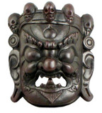 Himalayan Brown Mahakala Mask- out of stock