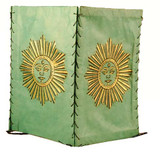 Light Green Sun Lantern