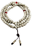 Lotus Seed Prayer Beads Mala- 108 Beads