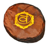 2nd chakra Singing Bowl Cushion