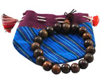 Sandalwood Prayer Beads Bracelet Gift Set