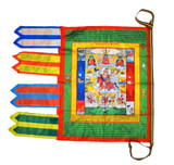 Small Guru Rinpoche Prayer Flag