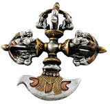 Dorje and Trigug, Three-Metal, Vajra Kartika
