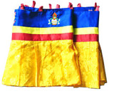 Tibetan Buddhist Prayer Flag- 196 inches wide!