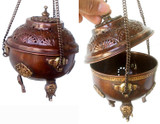 Tibetan Hanging Incense Burner