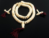 Yak Bone Mala Prayer Beads