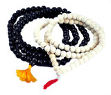 Yin Yang Prayer Beads Set