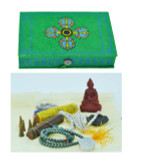 Buddhist Travel Altar Set