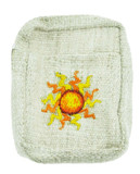 Hemp Wallet with Sun