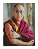 His Holiness the Dalai Lama Poster
