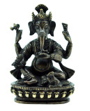Ganesh Statue, Brass and Bronze