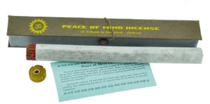 Peace of Mind Incense, in a Lokta Paper Box
