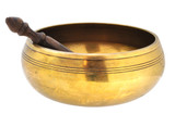 Brass Singing Bowl, Large, 9 Inches