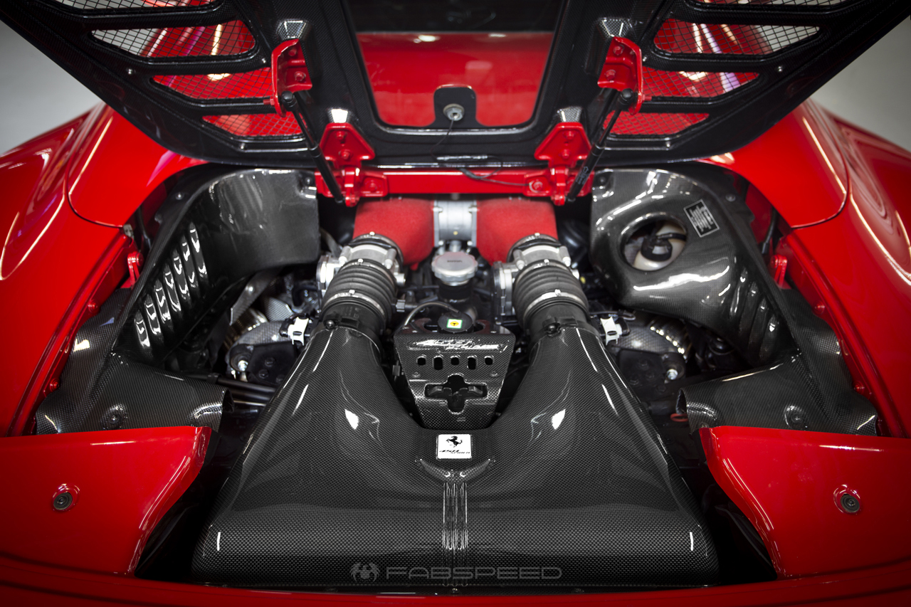 In the shop ferrari 458 spider performance package fabspeed the perfectly speced black and red interior looks downright perfect in the 458 but would also be right at home in darth vaders tie fighter vanachro Gallery